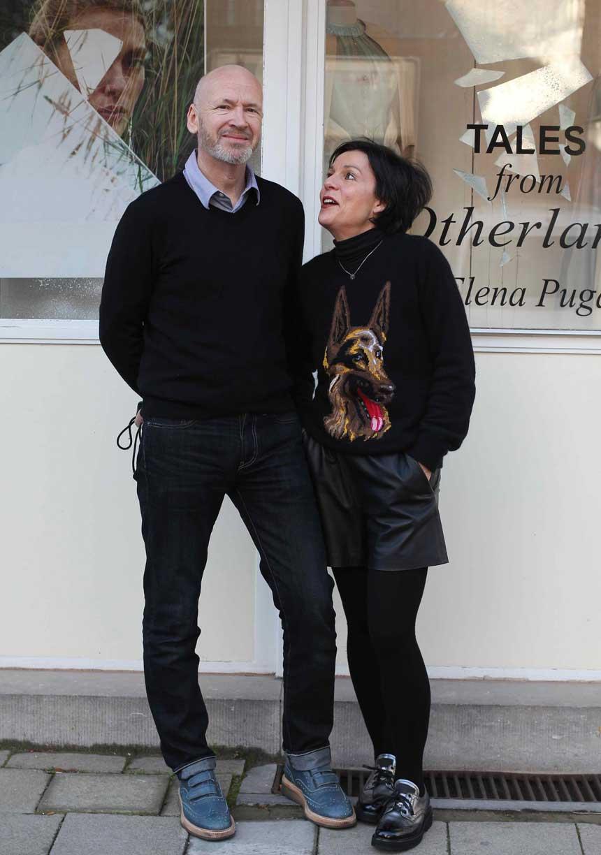Paul en Vivian – Rosier41 – Antwerpen >>