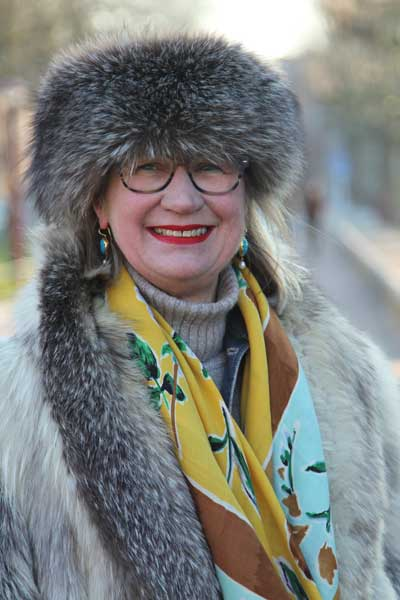 Renée van den Berg - Ambition&Fashion