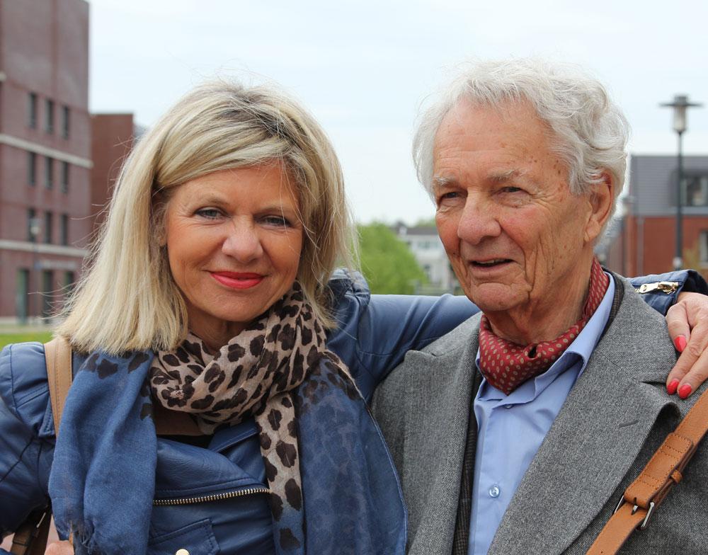 Jozef en Patricia