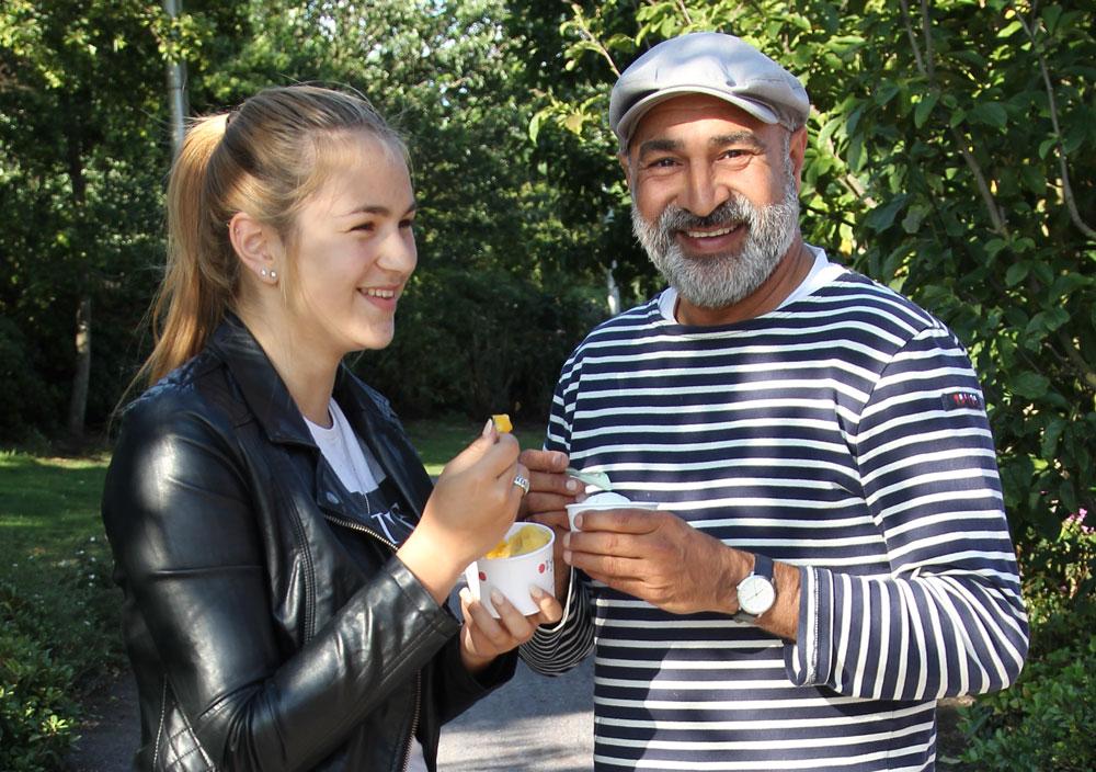 vader&dochter