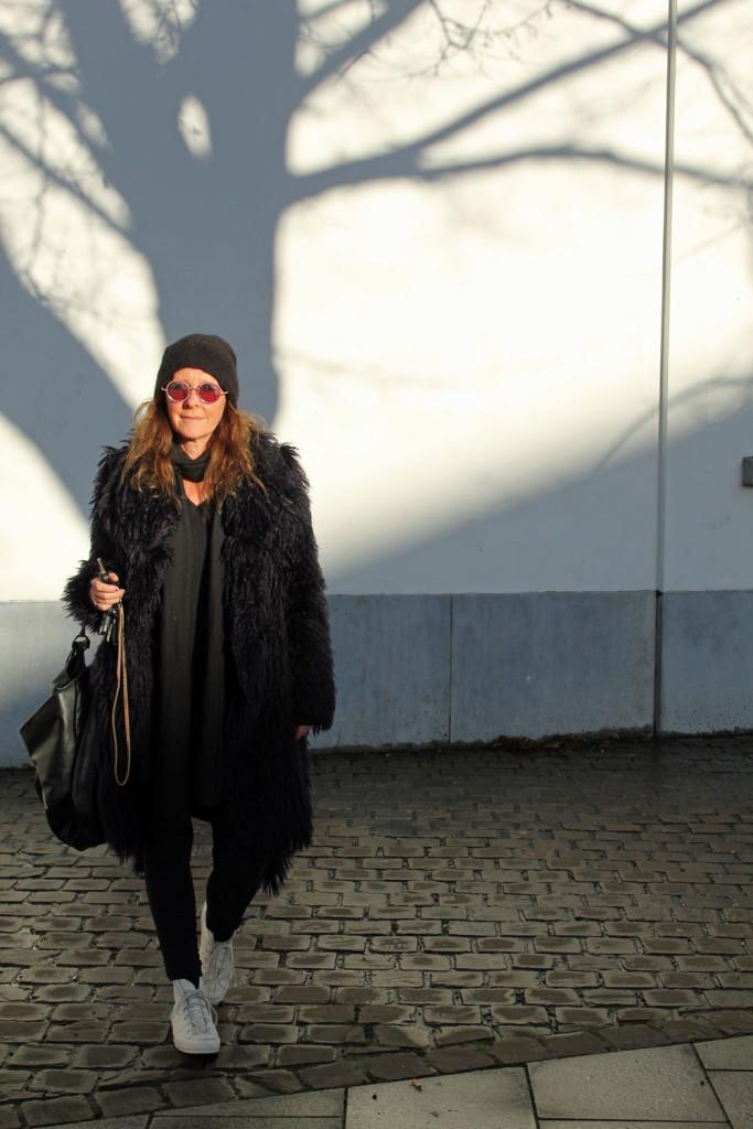 stijl op straat…