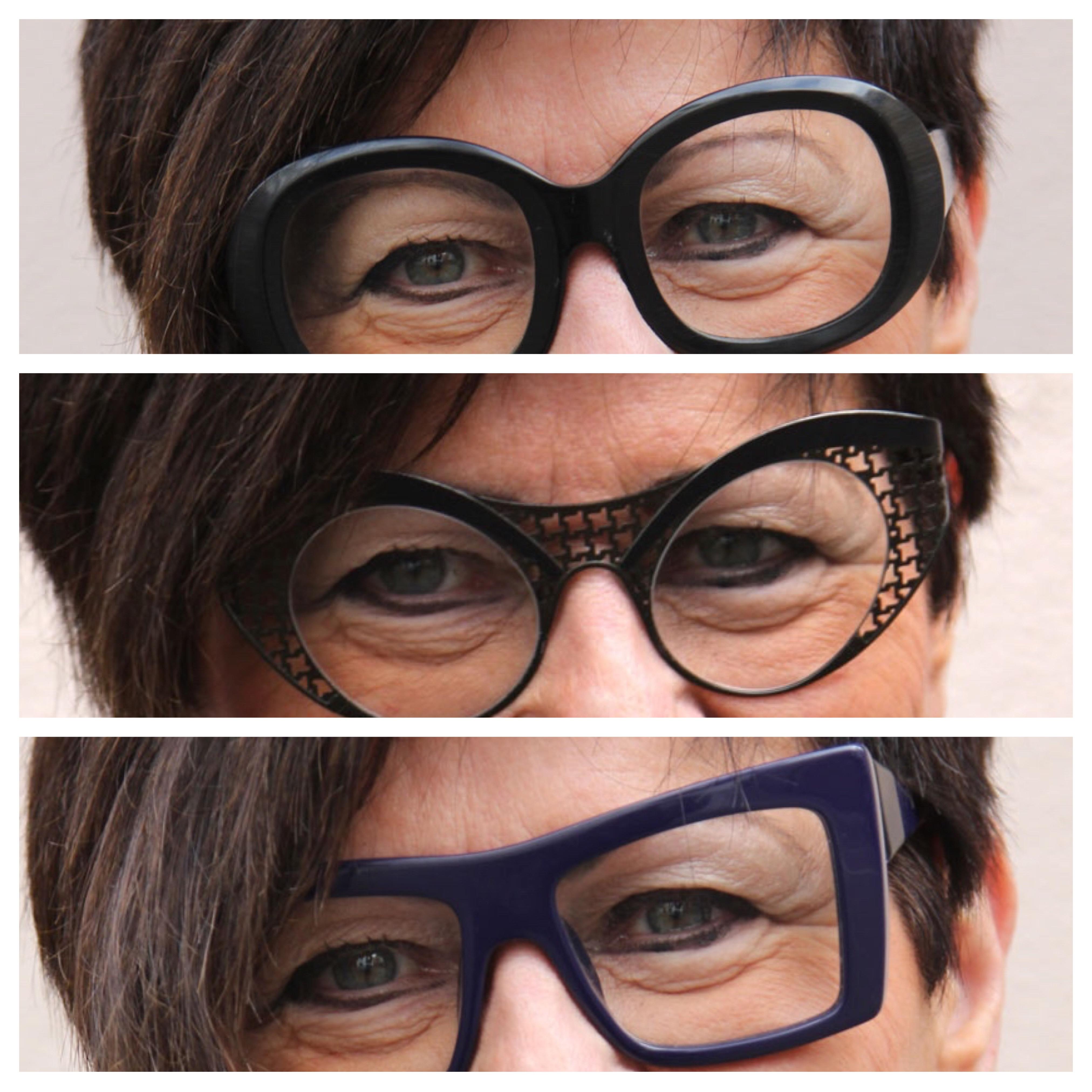 Brillen…