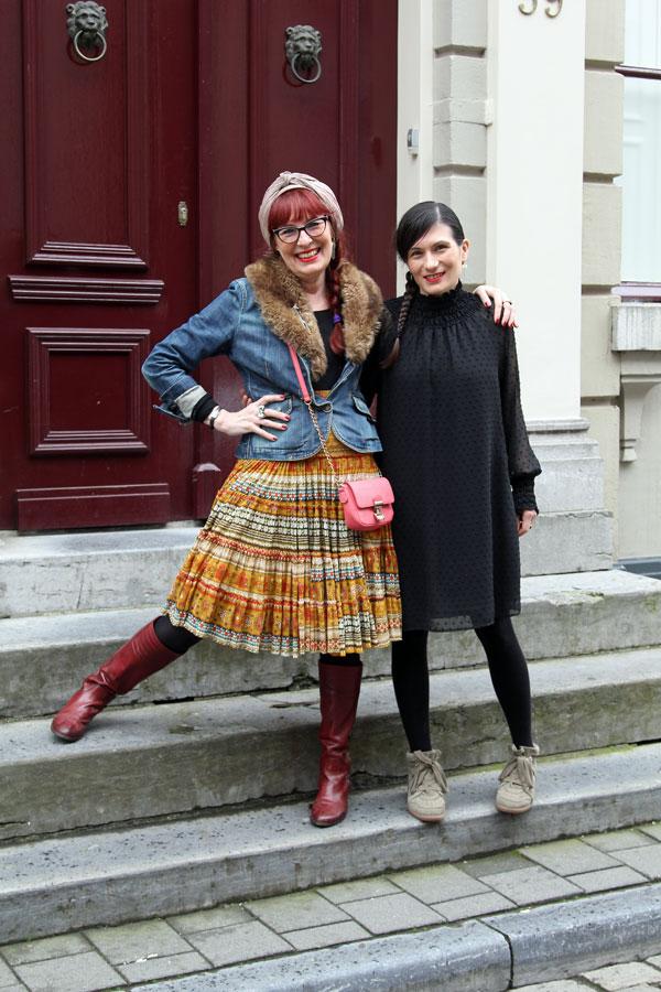 Marianne & Sarah