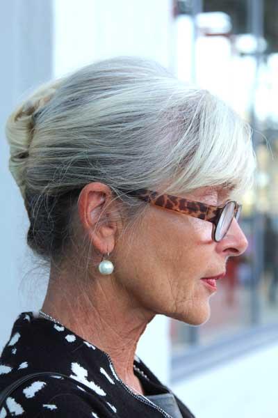 Grey Hair | MisjaB.nl