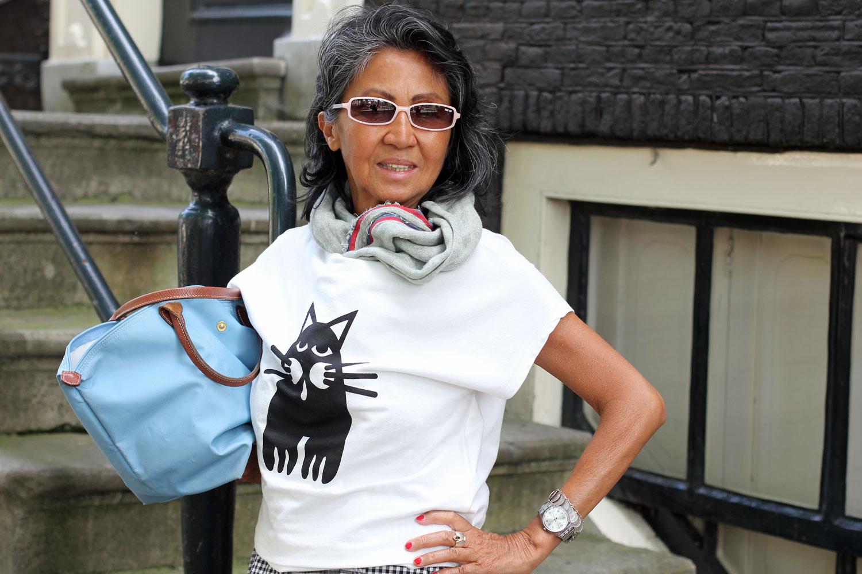 Joyce Kempf uit Amsterdam
