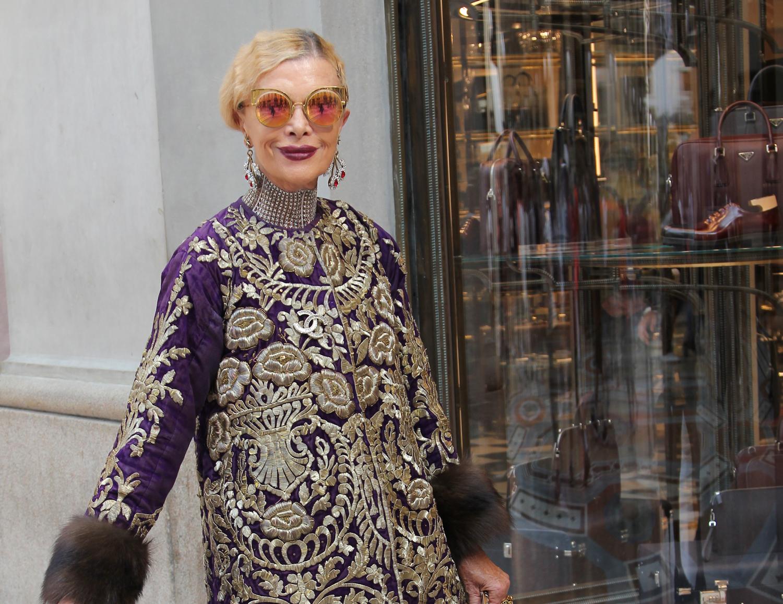 Van Chanel tot COS, dit is street style in Milaan