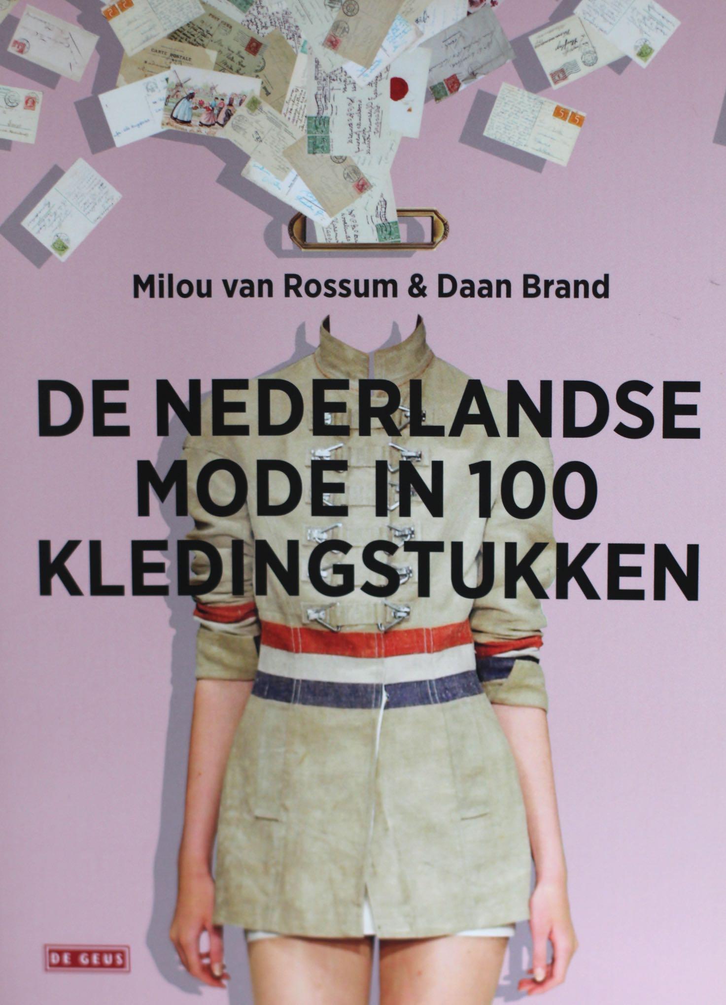 Boek: De Nederlandse mode in 100 kledingstukken