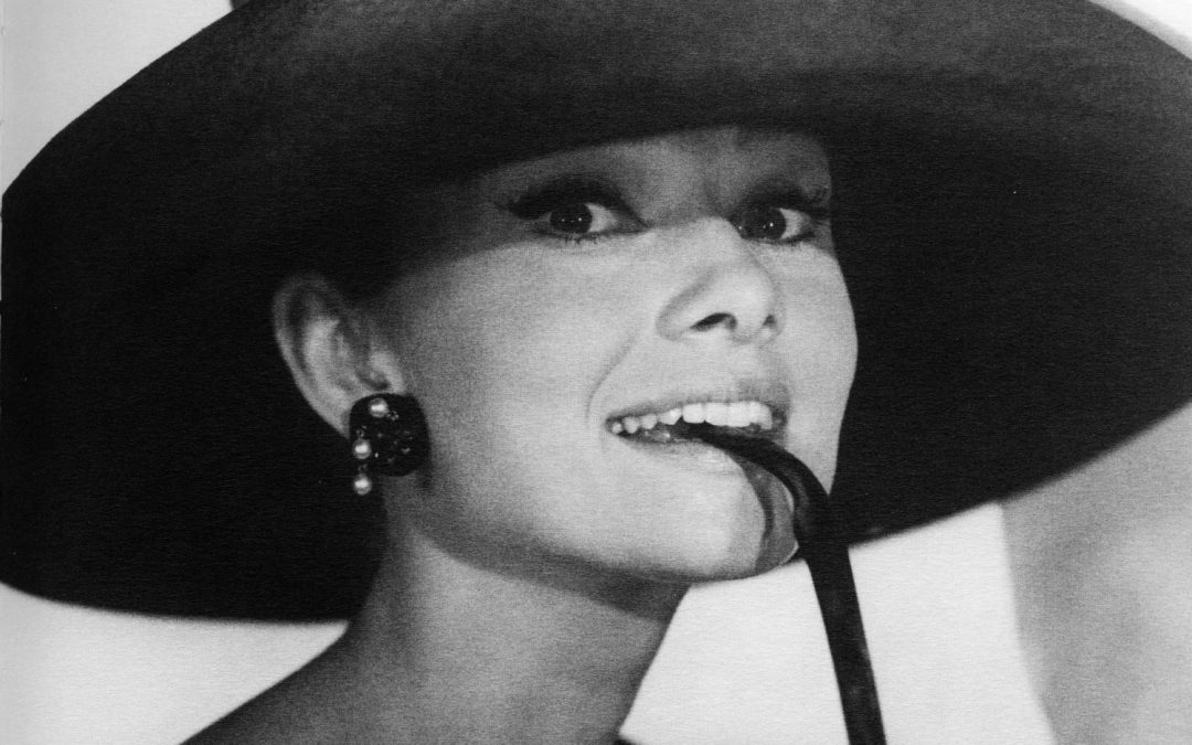 'To Audrey with love' in het Gemeentemuseum