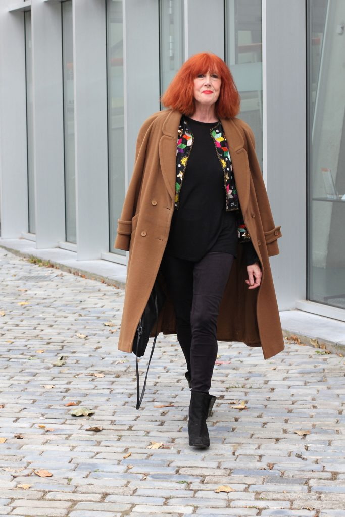 Corinne, kleurrijk in Rotterdam