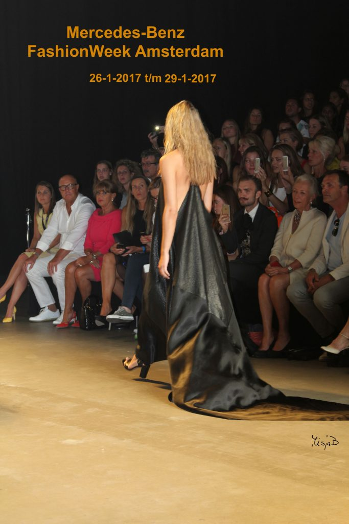 Amsterdam FashionWeek van start