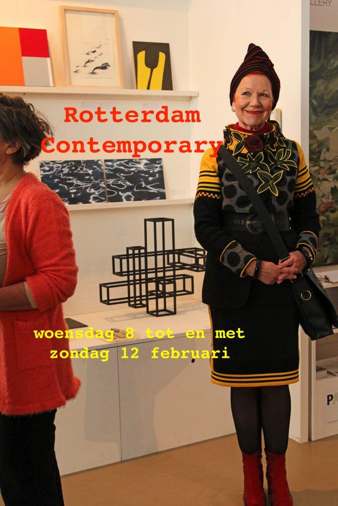 Kunst in Rotterdam ~ Rotterdam Contemporary en meer