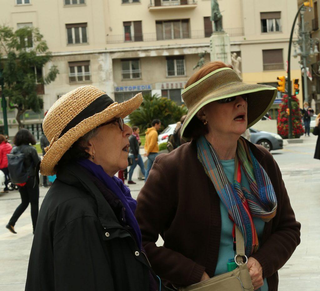 Snelle kiekjes op straat in Málaga | MisjaB.nl