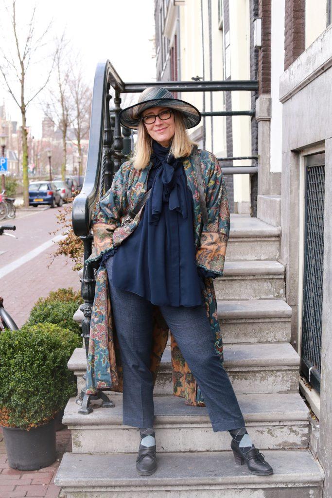 hoedenontwerpster Mirjam Nuver: 'Ik ben één met m'n hoed...