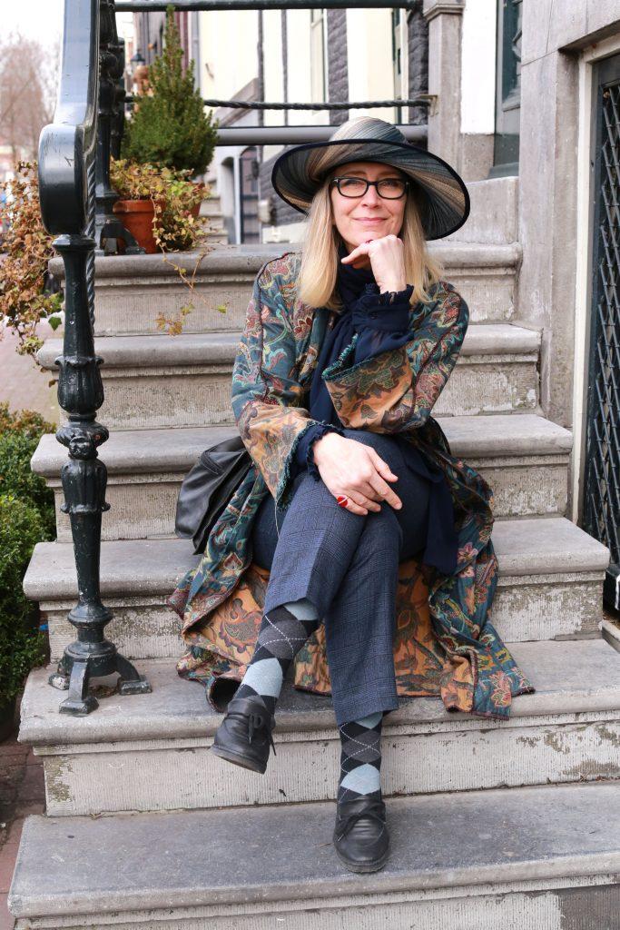 hoedenontwerpster Mirjam Nuver: 'Ik ben één met m'n hoed…'