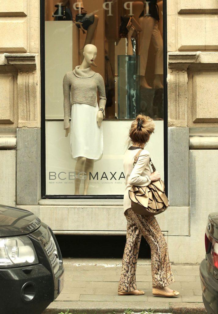 Even in Antwerpen voor een afspraak én voor snelle straatkiekjes