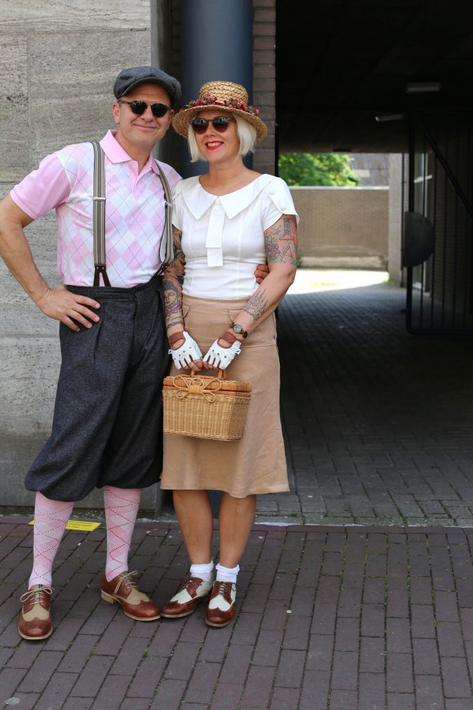 Tweed Ride 2017, dit keer in Breda