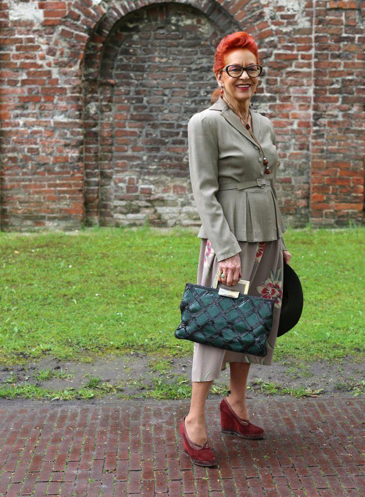 Jacqueline in een 'Puck&Hans', wie wat bewaart....