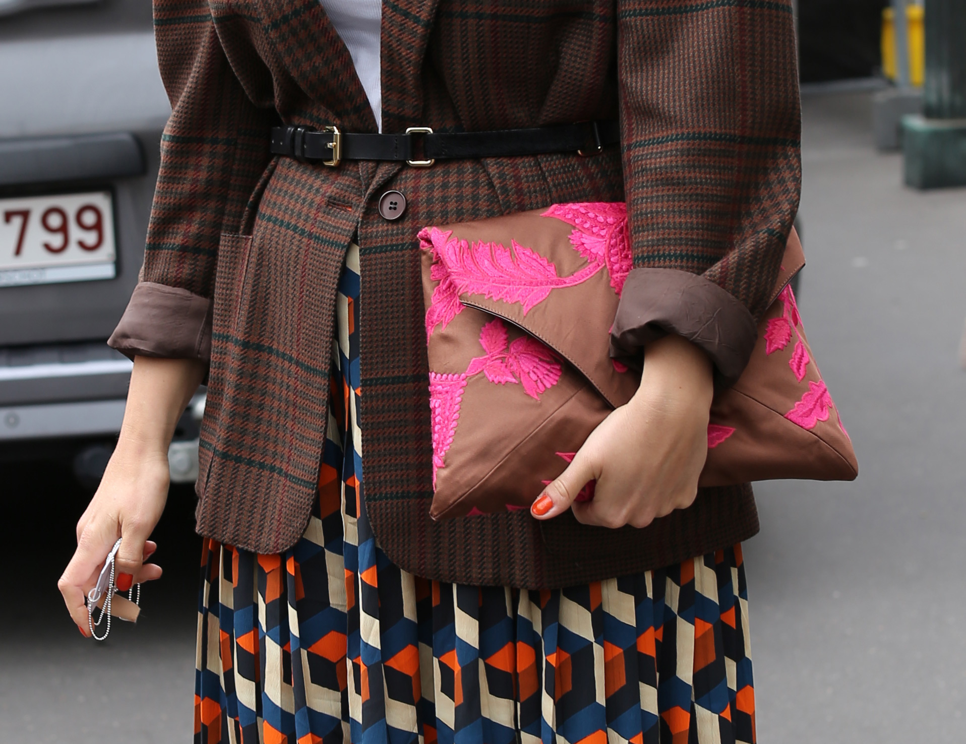 In Paris: accessories for the finishing touch