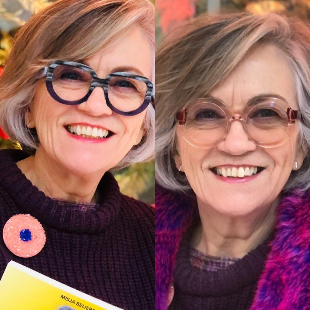 Mijn nieuwe bril: gekozen bij Mooie Ogen in Schagen