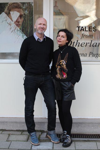 Paul en Vivian