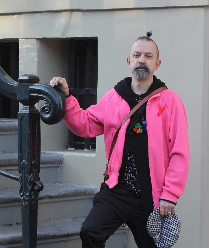 Paul Derrez sieraden ontwerper