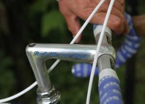onmiskenbaar een echte Rob van Beek fiets