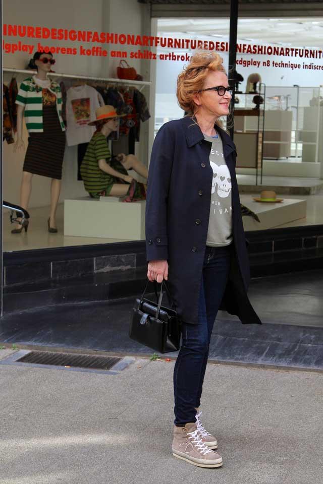 Jeanne bij Seven Rooms Antwerpen   >>