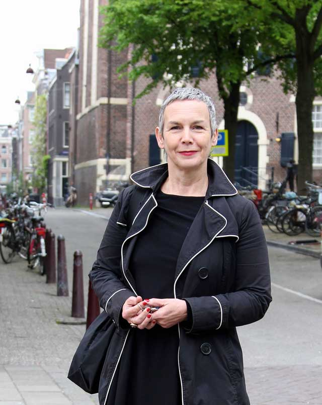Alet Klarenbeek uit Amsterdam >>