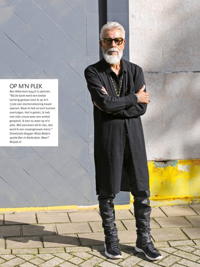 Zin magazine | Misja B.nl