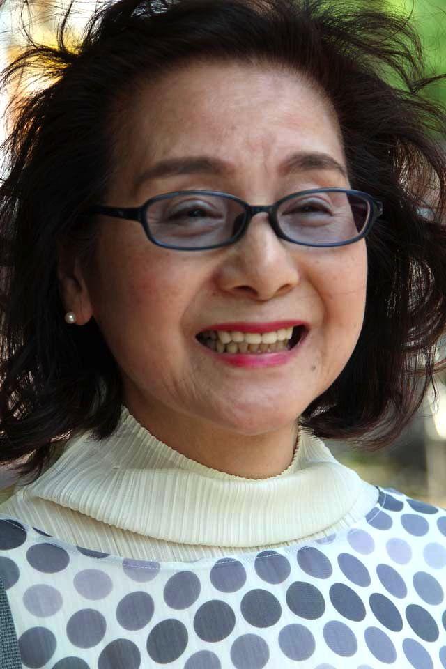 Chisa Watanabe uit Tokio
