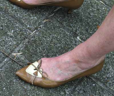 schoenen: Marc Jacobs