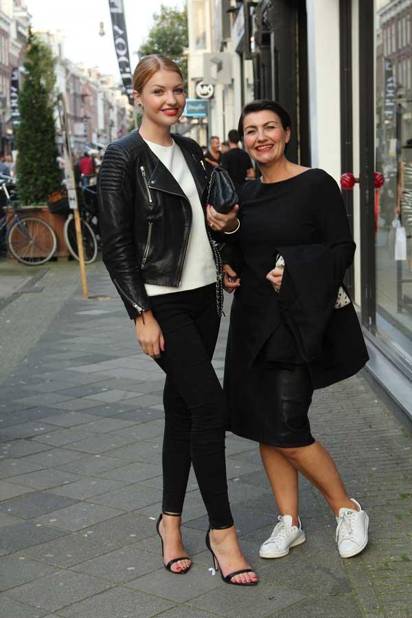 Corine & Anne