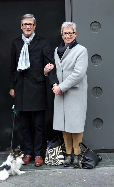 Mariannen en Peter