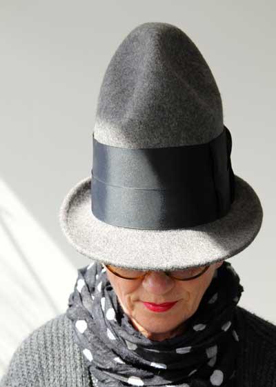 Ode aan de hoed