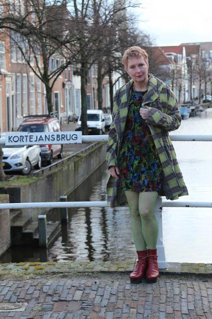 Kiki in Haarlem