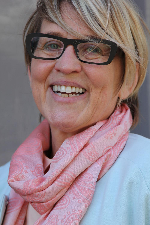 Ann Janssens uit la Belgique