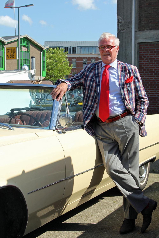 Willem Reimers, bekend van 'Herrie in het hotel'