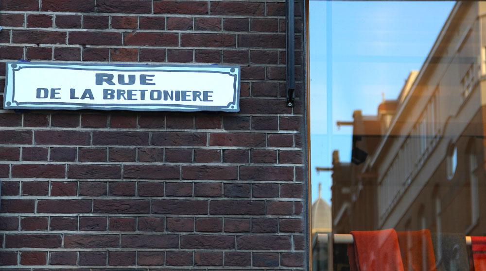 rue de la bretoniere