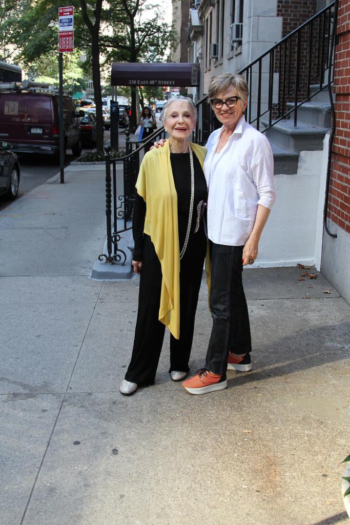 Joyce and Misja