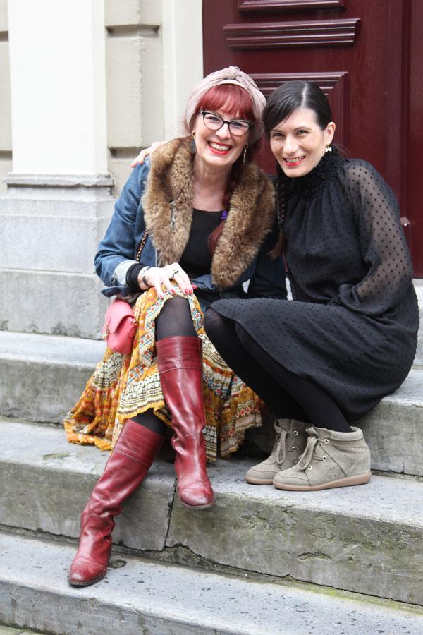 Marianne en Sarah | MisjaB.nl