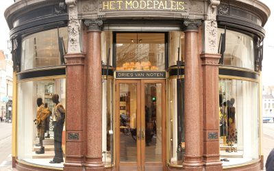 Topwinkels in Antwerpen