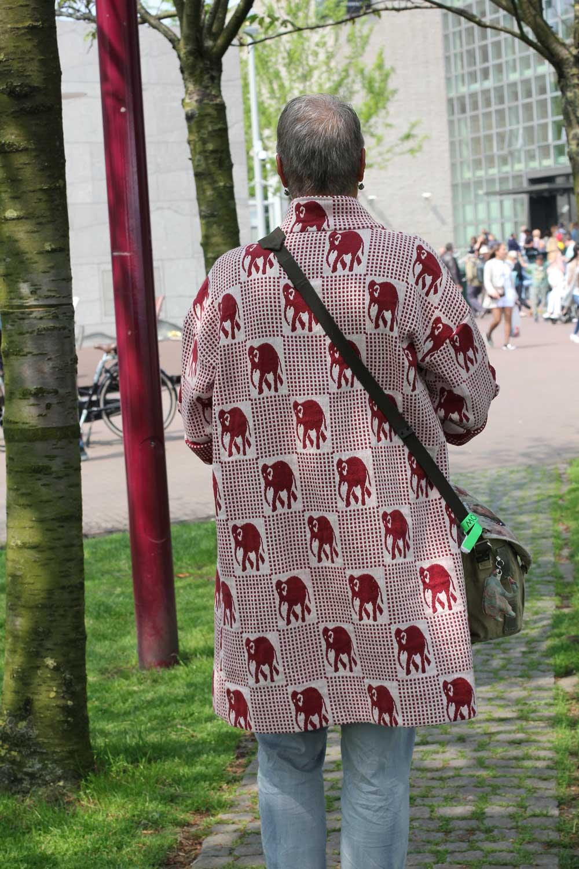 bordeaux rood Gerda | MisjaB.nl