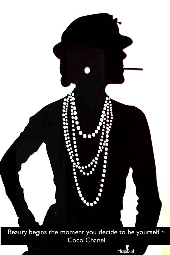 Coco Chanel   MisjaB.nl