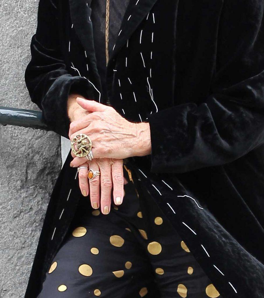 De jas die mijn moeder nooit zou dragen | MisjaB.nl
