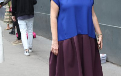 street style Milaan Fashion Week dag 1