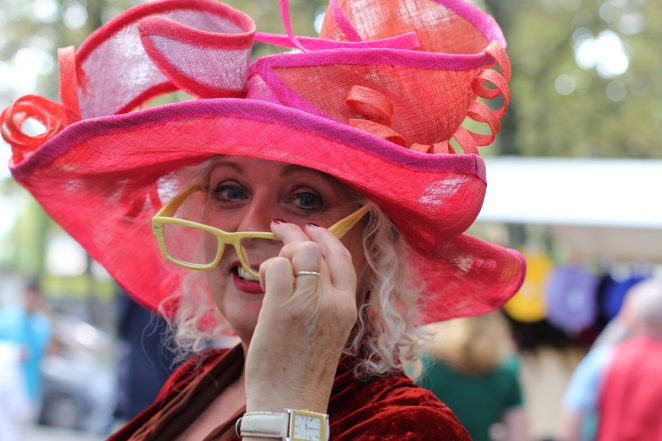 Hoedenliefhebbers opgelet: september = hoedenmaand