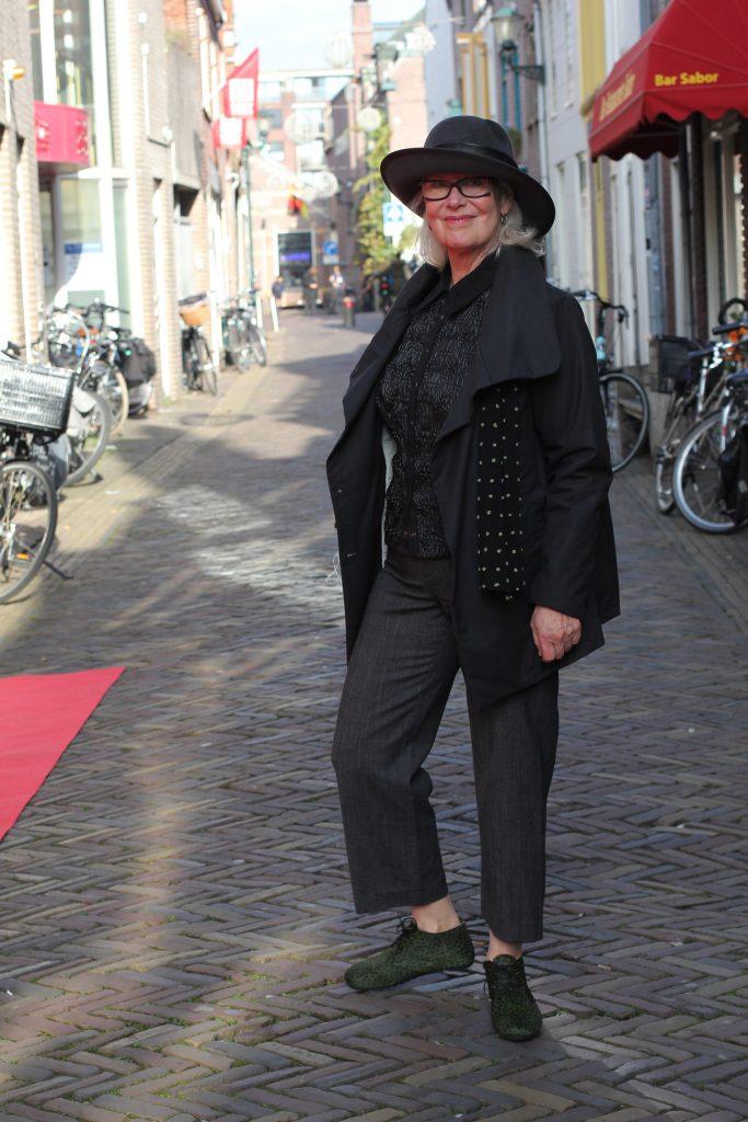 Modeshow met alleen vintage kleding | MisjaB.nl