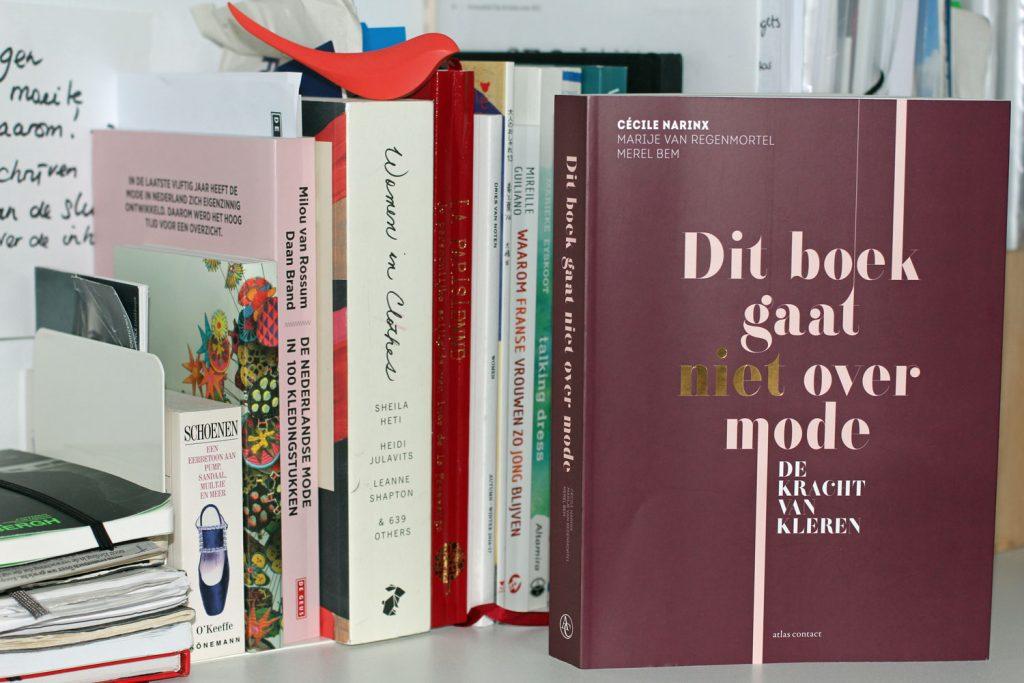 Dit boek gaat niet over mode | MisjaB.nl