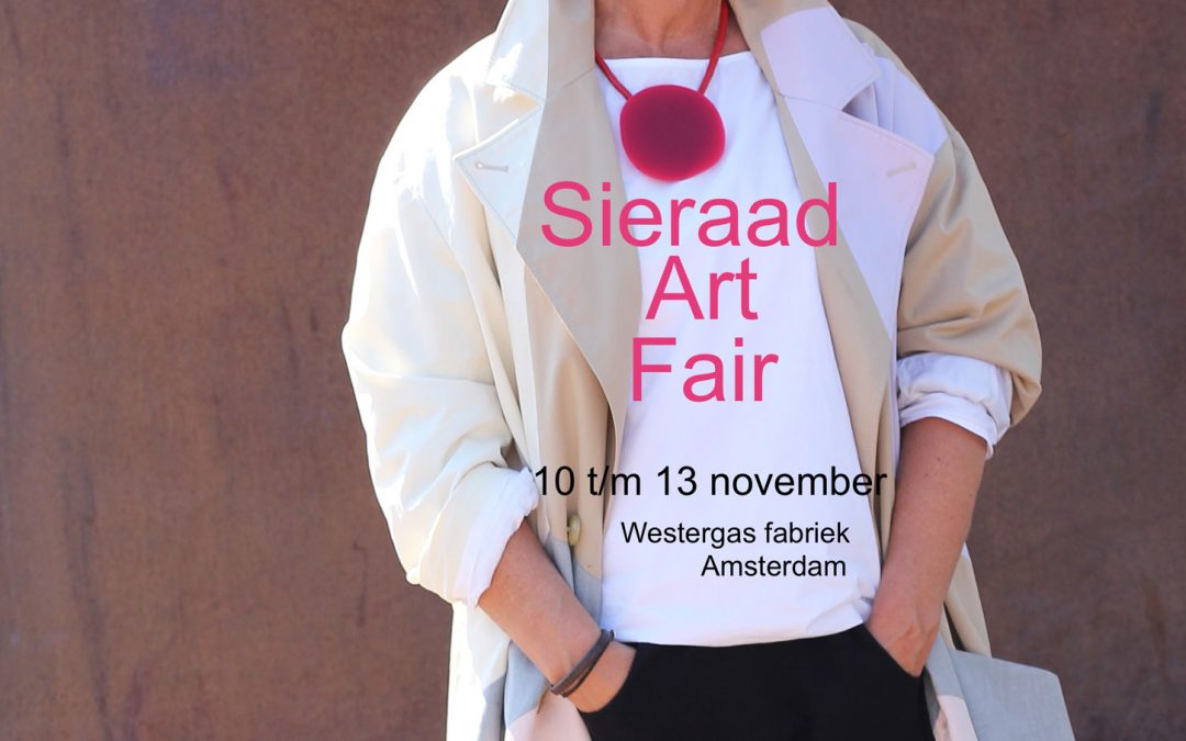 Sieraad Art Fair in Amsterdam
