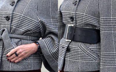 Idee voor de herfst: pimp je jas